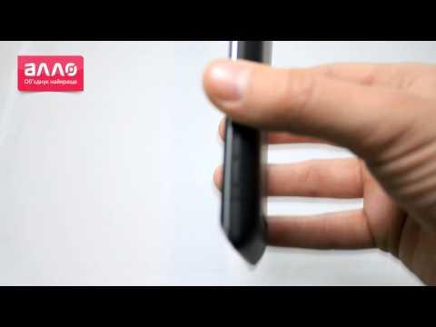 Демонстрация смартфона Sony XperiaE C1505 Black
