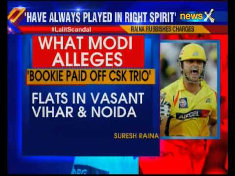 scam allegation on lalit modi and The agency, in february, had slapped a similar rs 425 crore show-cause notice against mr lalit modi, former bcci boss n srinivasan, the ipl and private multimedia firms for alleged violation of.