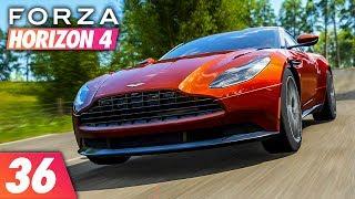 Forza Horizon 4 | Walkthrough Part 36: BRITISH RACING GREEN (1/3)