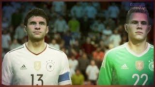 NEDERLAND - DUITSLAND (Nations League A, Group 1 - FIFA 19)