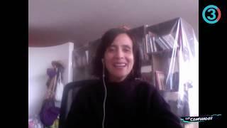 Hoy en los @LosConfinados con el @Tercer_Canal La concejal Susana Muhamad