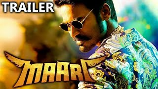 Dhanush Warns Police Officer Vijay Yesudas - Action Scene - Maari Movie  Attitude scene 2020