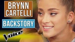 The Story of Brynn Cartelli and her journey on The Voice | The Voice 2018 Mp3
