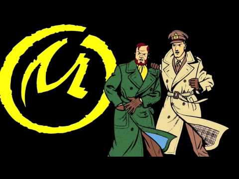 Blake and Mortimer Extended Theme
