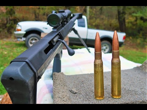 50 BMG vs My Truck - Shooting my daily driver