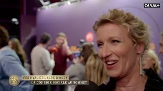Festival de l'Alpe d'Huez : la comédie sociale au sommet – Reportage cinéma