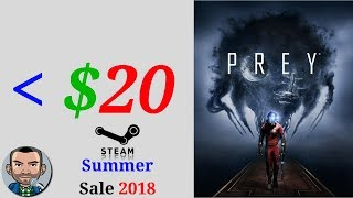 Steam Summer Sale 2018 | Best Games Under $20