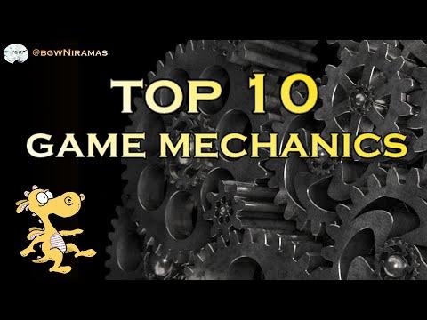 Top 10 Game Mechanics