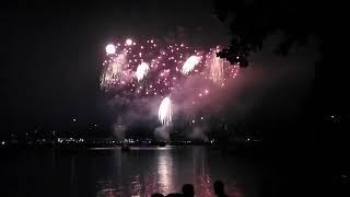 Seenachtsfest Konstanz Feuerwerk, 11.08.2018