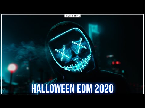 HALLOWEEN EDM Party Mix 2020 - Best of EDM & Electro House Mashup Music 2020