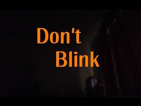 Don't Blink (Halloween short film) (CC)