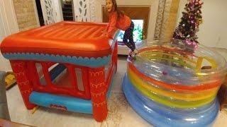 Video 2 zıplama havuzunu birden açtık oynadık, yoksa top havuzu mu bunlar eğlenceli çocuk videosu download MP3, 3GP, MP4, WEBM, AVI, FLV November 2017