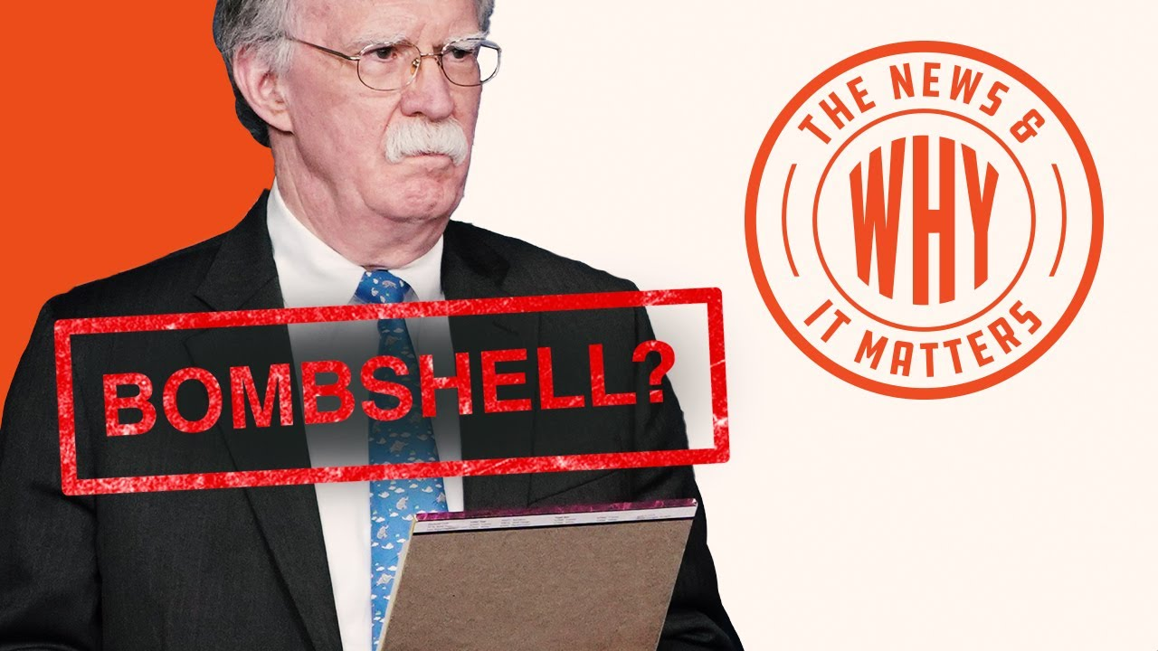 Bolton's 'Bombshell' Book Leak Was No Coincidence | The News & Why It Matters | Ep 457