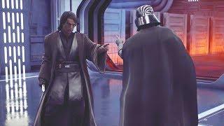 Star Wars Battlefront 2 - Funny Moments #31 Anakin Skywalker