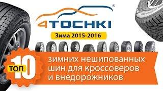 видео Лучшие зимние шины для внедорожников