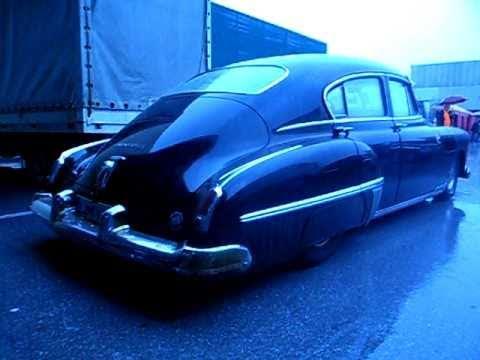 '49 Oldsmobile 88 V8 Exhaust Sound