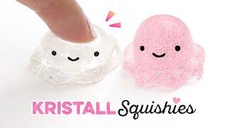 Kristall SQUISHIES SELBERMACHEN! DIY Squishy aus Puni Gel! Wie macht man Squishies schnell selber?!
