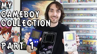 My Gameboy Collection! Part 1