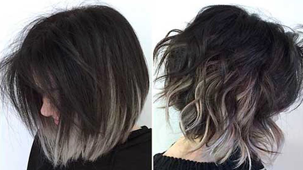 Modern Haircut For Girls/Women