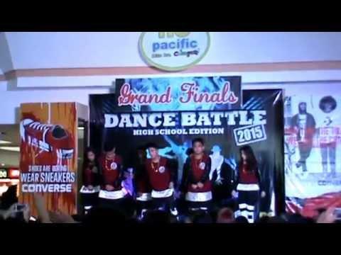 DA BEAT (College of the Immaculate Conception-Cabanatuan City) CHAMPION 2015 NE Pacific Dance Battle