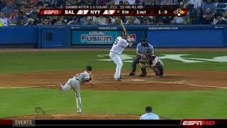 2008 MLB New Yankees vs  Last game at OLD Yankee stadium part 2