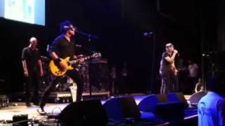 """Crass """"Systematic Death"""" Live Fox Theatre Pomona 2011"""