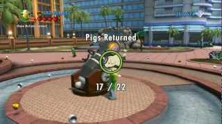 Repeat youtube video LEGO City Undercover 100% Guide - Paradise Sands (Overworld Area) - All Collectibles