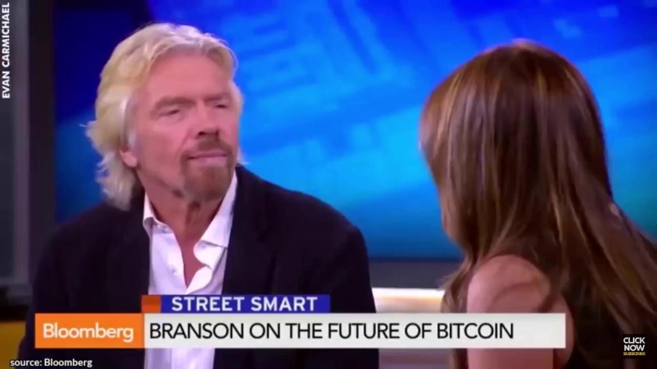 bitcoin richard branson