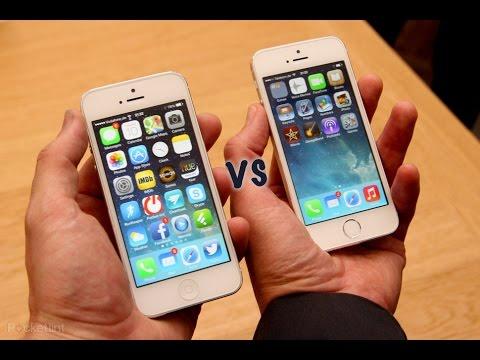 Apple IPhone SE Vs 4s