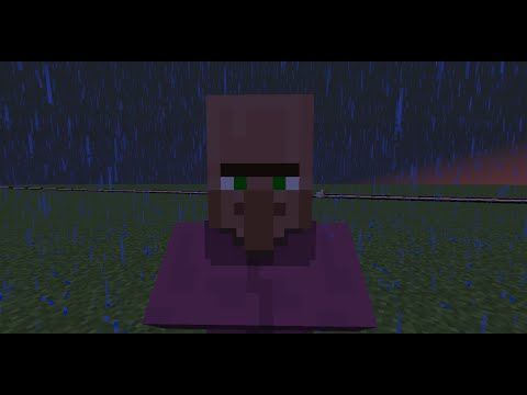 They See Me Rollin': Minecraft Villagers