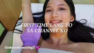 Baixar WAXING my Underarms and Eyebrow Threading (ARAY!!) + Wedding | Vlog #10 | Tyra C.