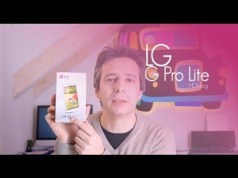 LG G Pro Lite la recensione di HDblog.it