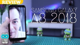 Review Samsung Galaxy A8 2018 Indonesia, User Experience-nya Bikin Betah