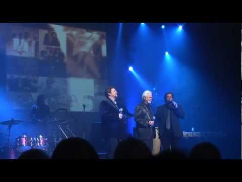 Emotional Clip, Osmond Tears - Through The Years, Live Oxford 2012 , Up Close And Personal Tour