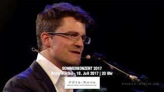 Sommerkonzert 2017 | Bodo Wartke live