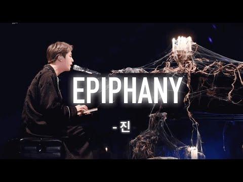 [MGL SUB] JIN (진) - 'EPIPHANY'
