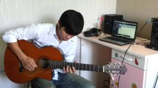 Promise Me - Cover Solo Guitar By Thái Nguyễn