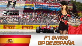 VRG F1 2016 Swiss - Round 04 GP Spagna - Qualifiche e Gara - rFactor 2