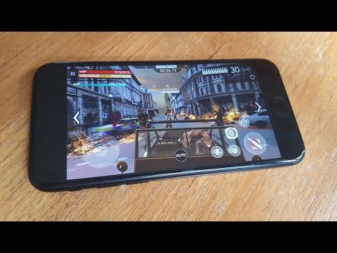 Top 5 Best New Free Games For Iphone 7 April 2017 Fliptroniks Com Youtube