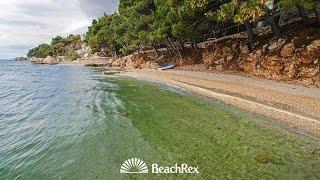 beach Ruskamen, Lokva Rogoznica, Croatia