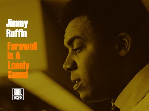 """""""Motown Music"""" """"Jimmy Ruffin Farewell Is A Lonely Sound"""""""