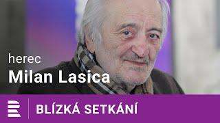 Milan Lasica: Mrzí mě, že jsem se nestal klavíristou. Hrál bych při obědech k dobré náladě