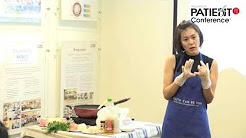 Healthy Choices for Elderly: Cooking Demonstration