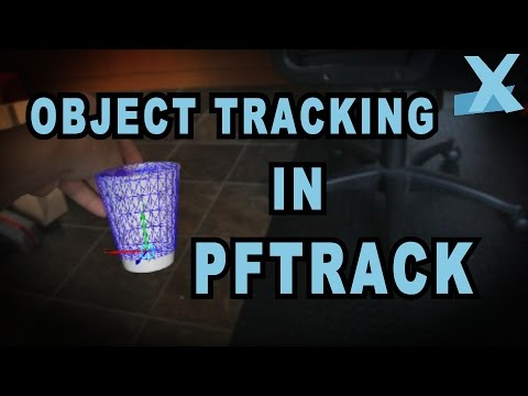 PFTrack Tutorial - 3D Object Tracking Tutorial
