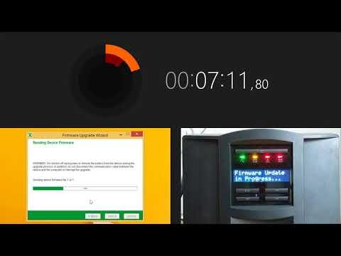 Smart-UPS 1000 VA APC Firmware Update [SMT1000I model]