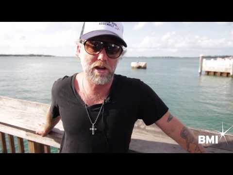 Anders Osborne Interviewed at the 2014 Key West Songwriters Fest