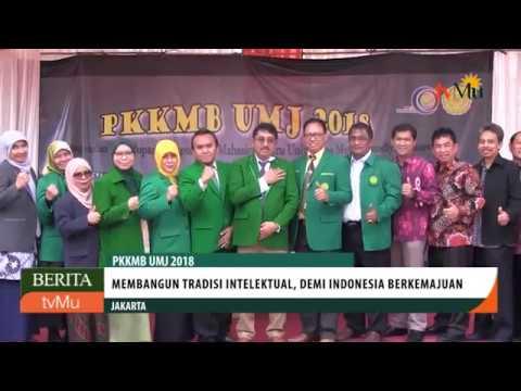 PKKMB UMJ BAngun Intelektual Demi Indonesia Berkemajuan