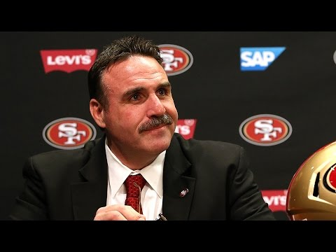 49ers Coach Jim Tomsula Lets Out LOUD Fart During Press Conference