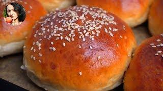 Идеальные БУЛОЧКИ для Бургеров! | Buns for Burger