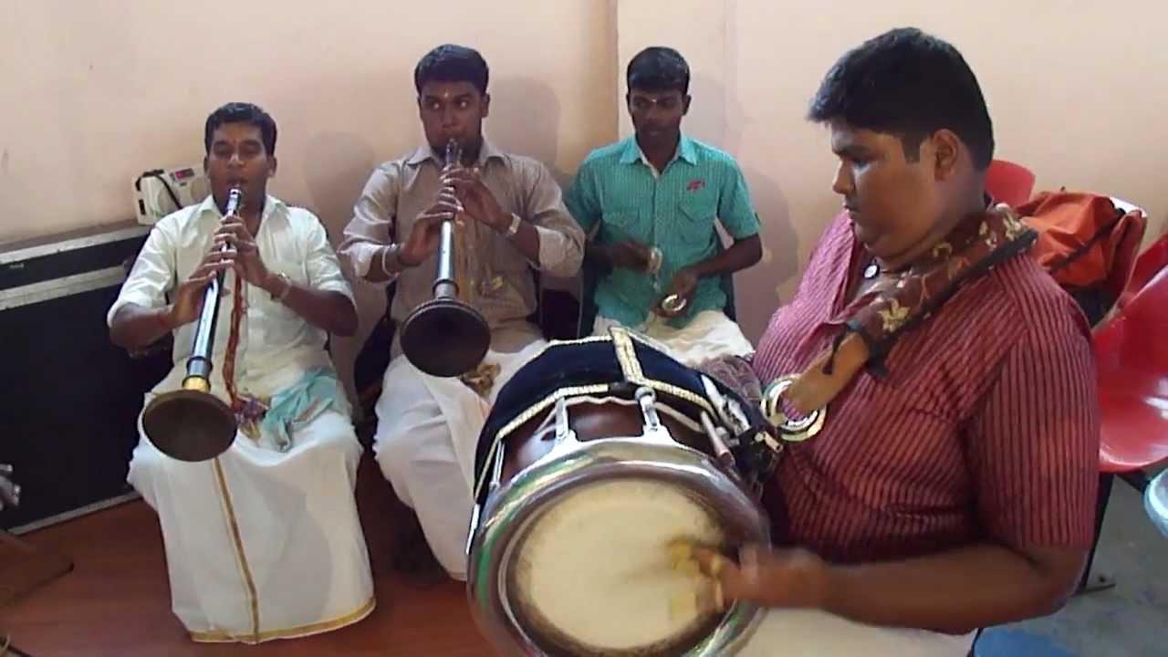 SouthIndian Marriage ShehnaiMridunga  YouTube